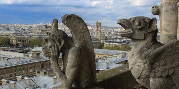 Adopt a gargoyle and help restore Notre Dame