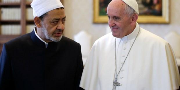 Vatican to Muslims as Ramadan begins: Let us be bearers of hope