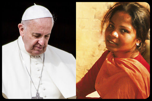 POPE FRANCIS,ASIA BIBI
