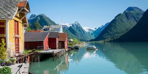 BOOKSTORE;NORWAY