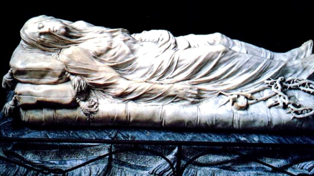 Veiled Christ. Napoli, Cappella Sansevero