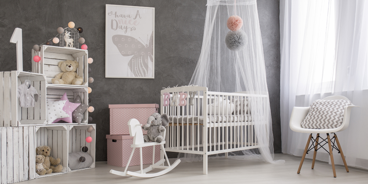 4 Interior Design Tips For Setting Up A Better Baby S Room