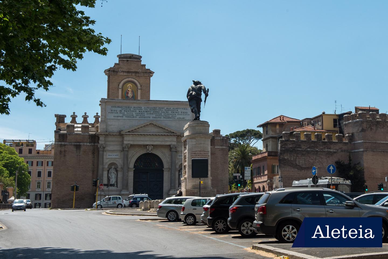 Madonna di Porta Pia