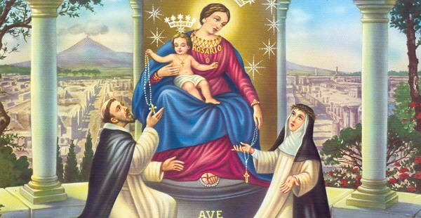 30 May – Rosary for the end to the pandemic from the shrine of Our Lady of Pompei