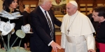 Trump, Pope Francis