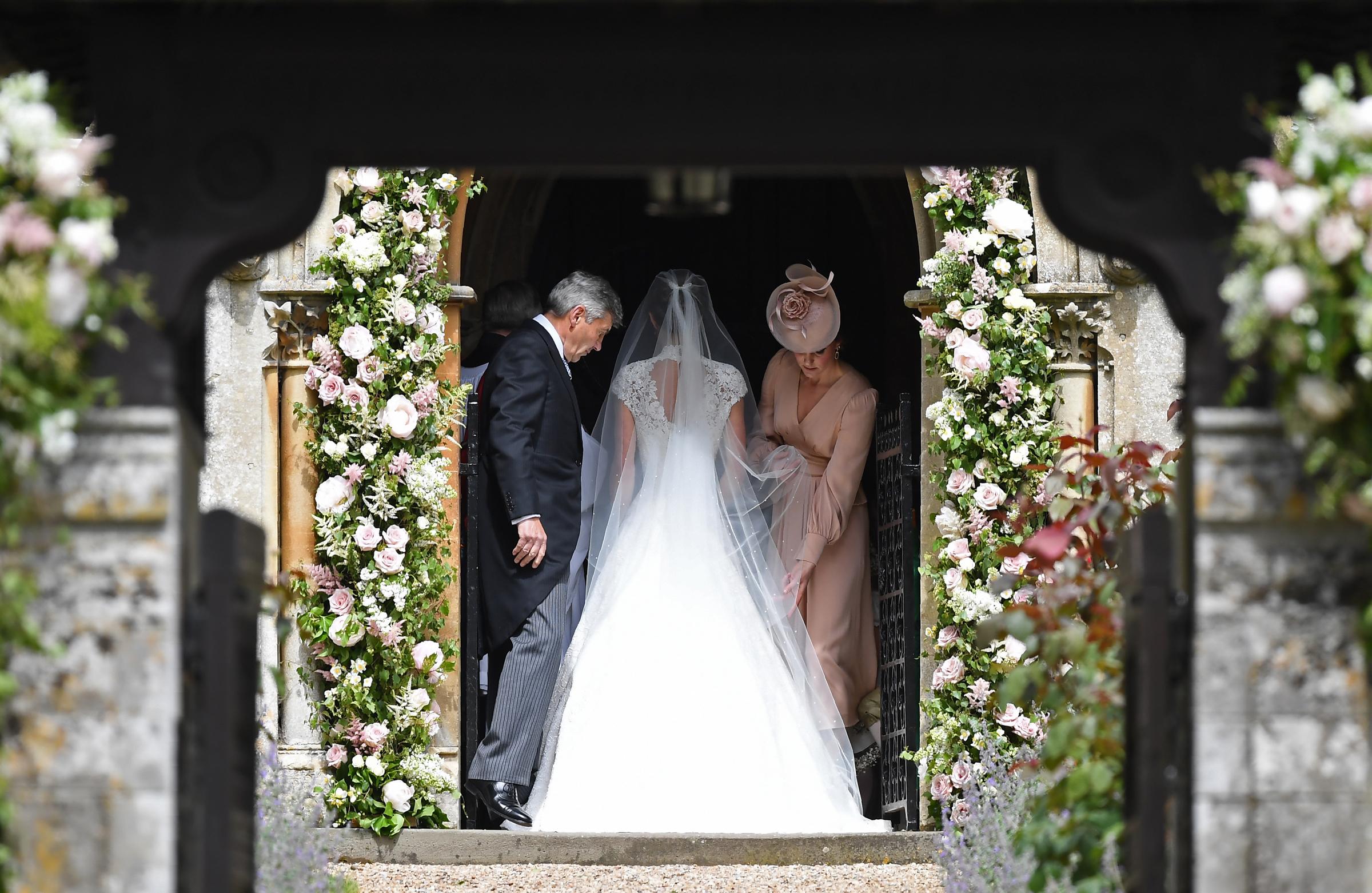 MIDDLETON;MATTHEWS;WEDDING