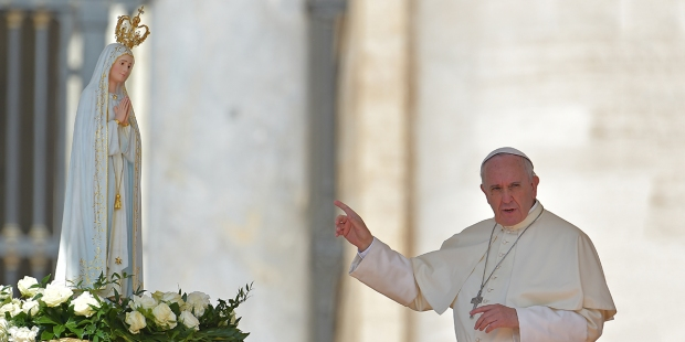 Pope Francis, Fatima