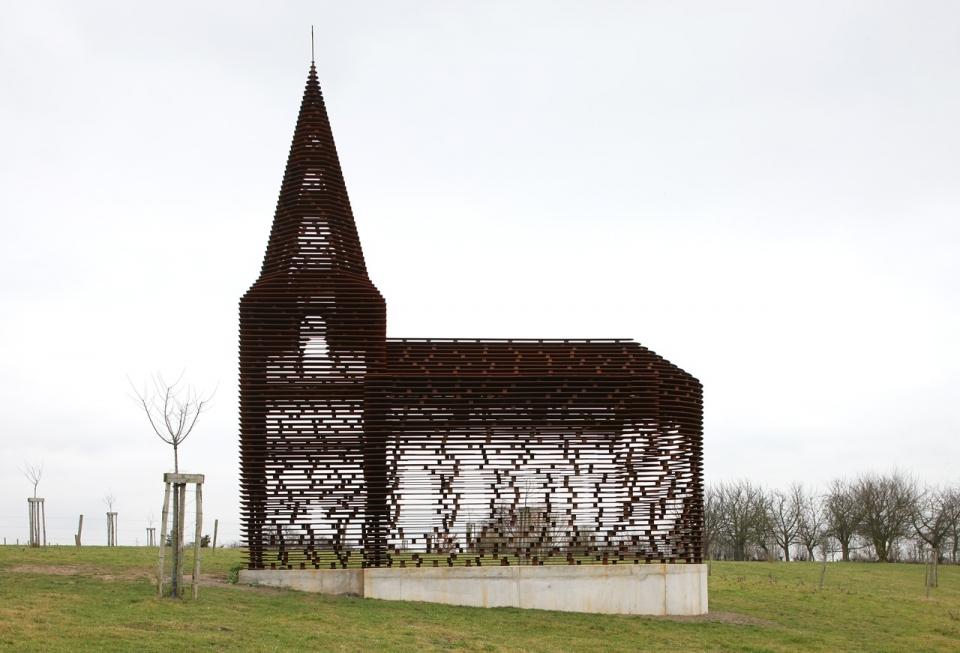 SEE THROUGH CHURCH