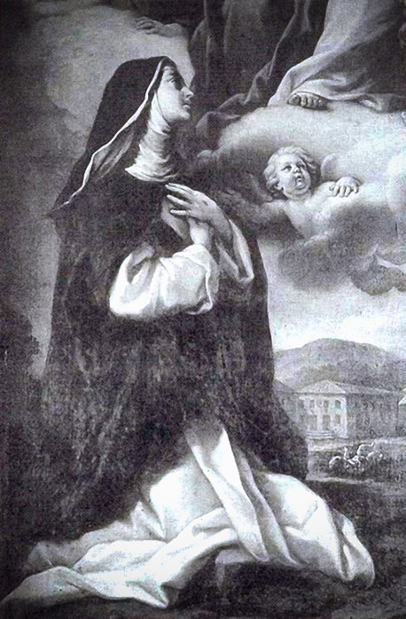 BLESSED LUCY OF NARNI