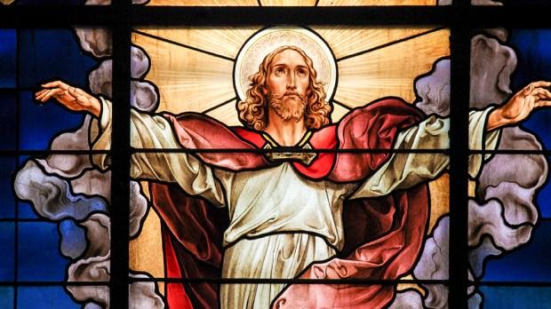 ASCENSION,JESUS