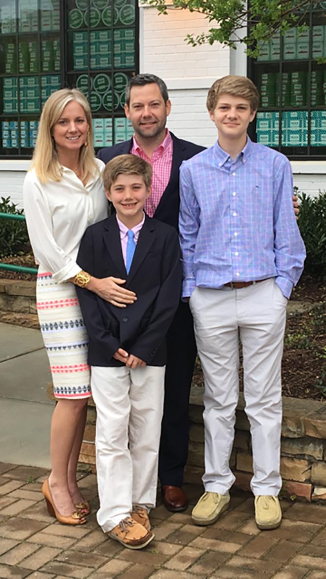 ODOM FAMILY
