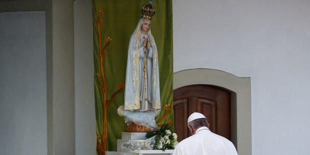 FATIMA;POPE FRANCIS