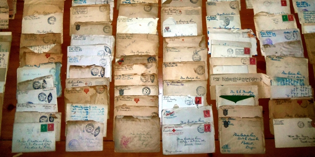 War Love Letters