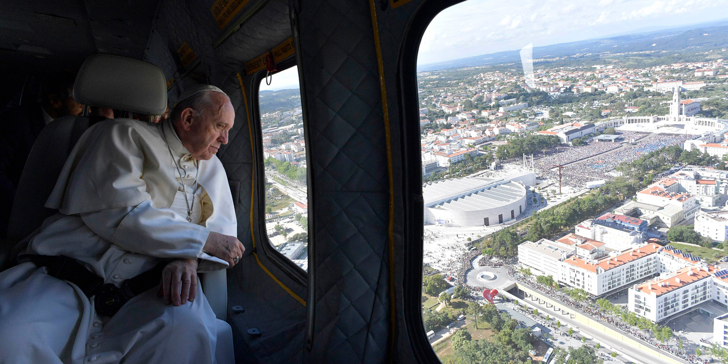 POPE FRANCIS;FATIMA