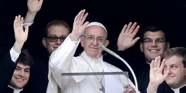 ORDINATION;POPE FRANCIS