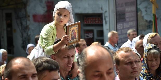 RUSSIA;RELIGION;GIRL
