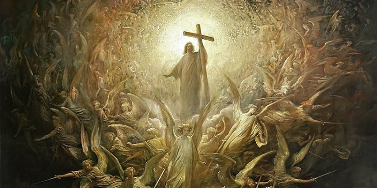 TRIUMPH OF CHRISTIANITY OVER PAGANISM