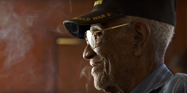 RICHARD OVERTON 109 YEARS OLD