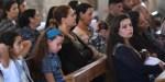 IRAQ; CHRISTIANS; MASS; WOMEN; SURIAC