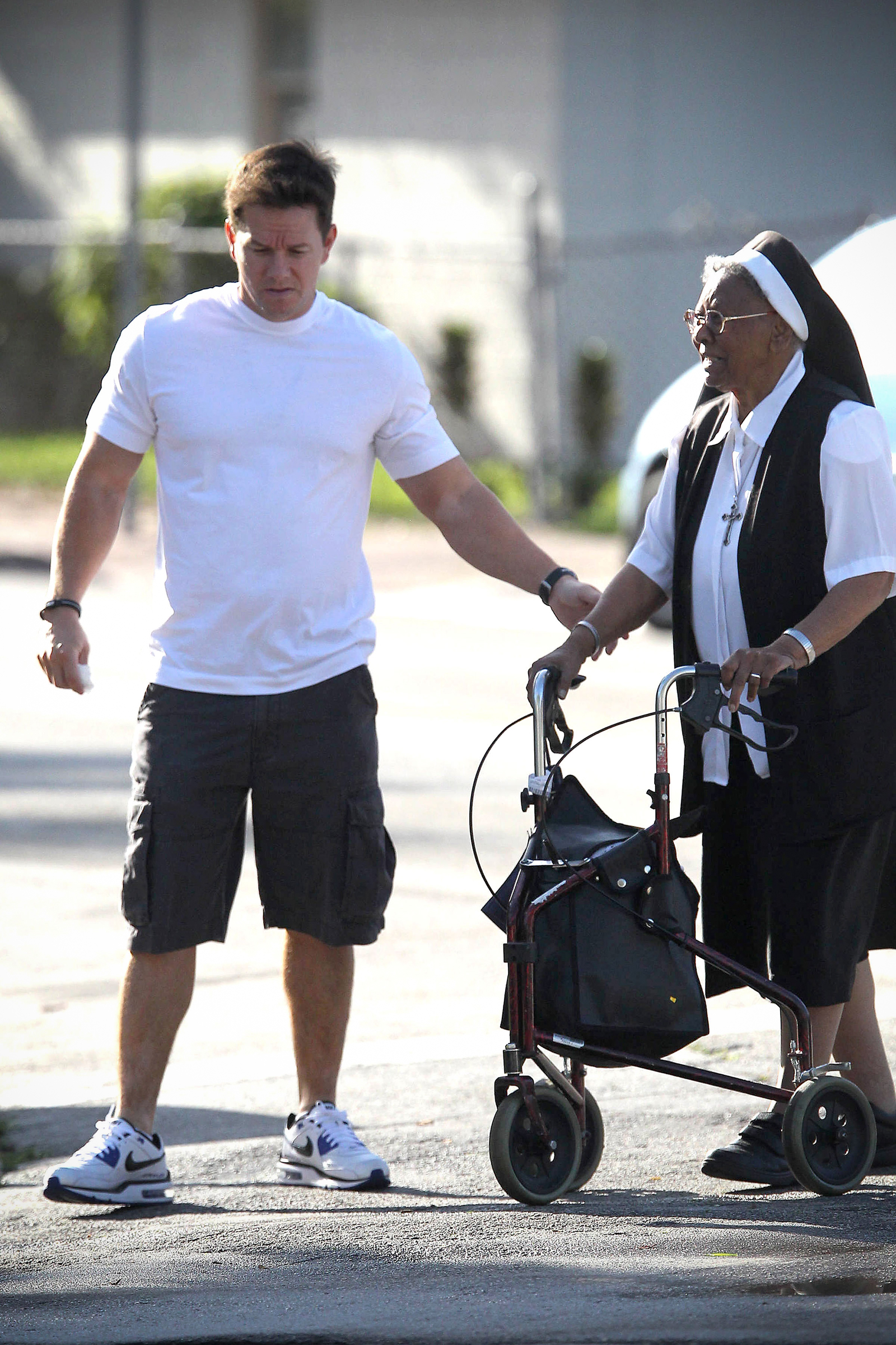 MARK WAHLBERG;NUN