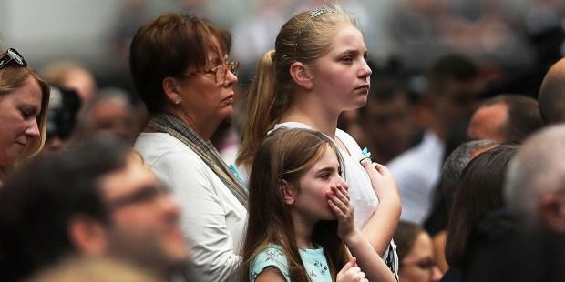 9/11 MEMORIAL CHILD