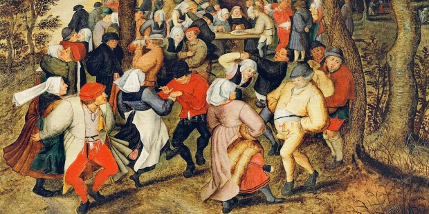 MIDDLE AGES DANCE PARTY