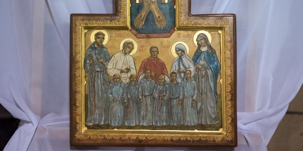 FRANCISCAN FRIARS OF THE RENEWAL ICON
