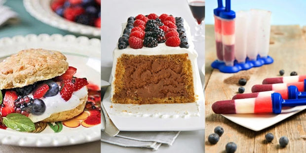 4th of July Desserts