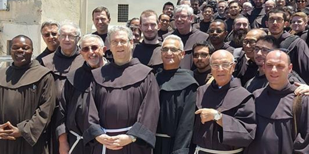 FRIARS OF THE CUSTODY OF THE HOLY LAND