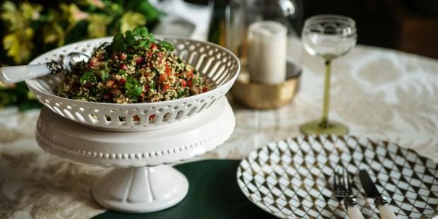 Homemade Tabouli