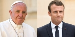 MACRON;POPE FRANCIS