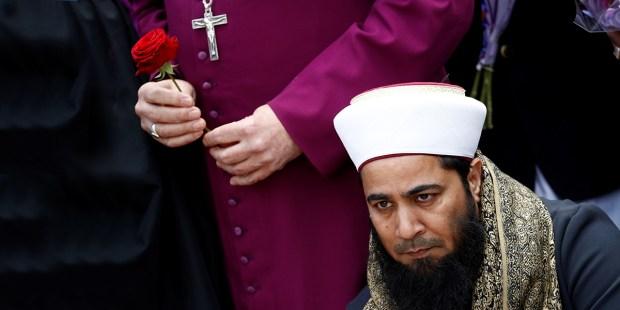 MUSLIM CLERIC,BISHOP