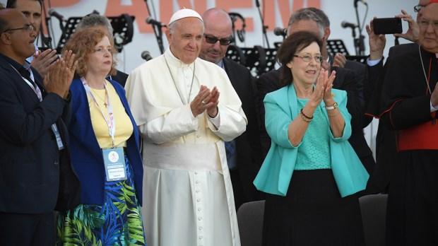 POPE FRANCIS,PENTECOST VIGIL