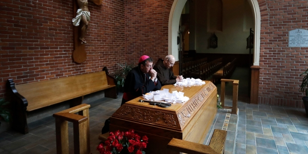 THE BEATIFICATION OF FATHER SOLANUS CASEY