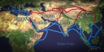 SILK ROAD ROUTE,MAP