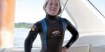 Karen Gaffney Scuba Diver