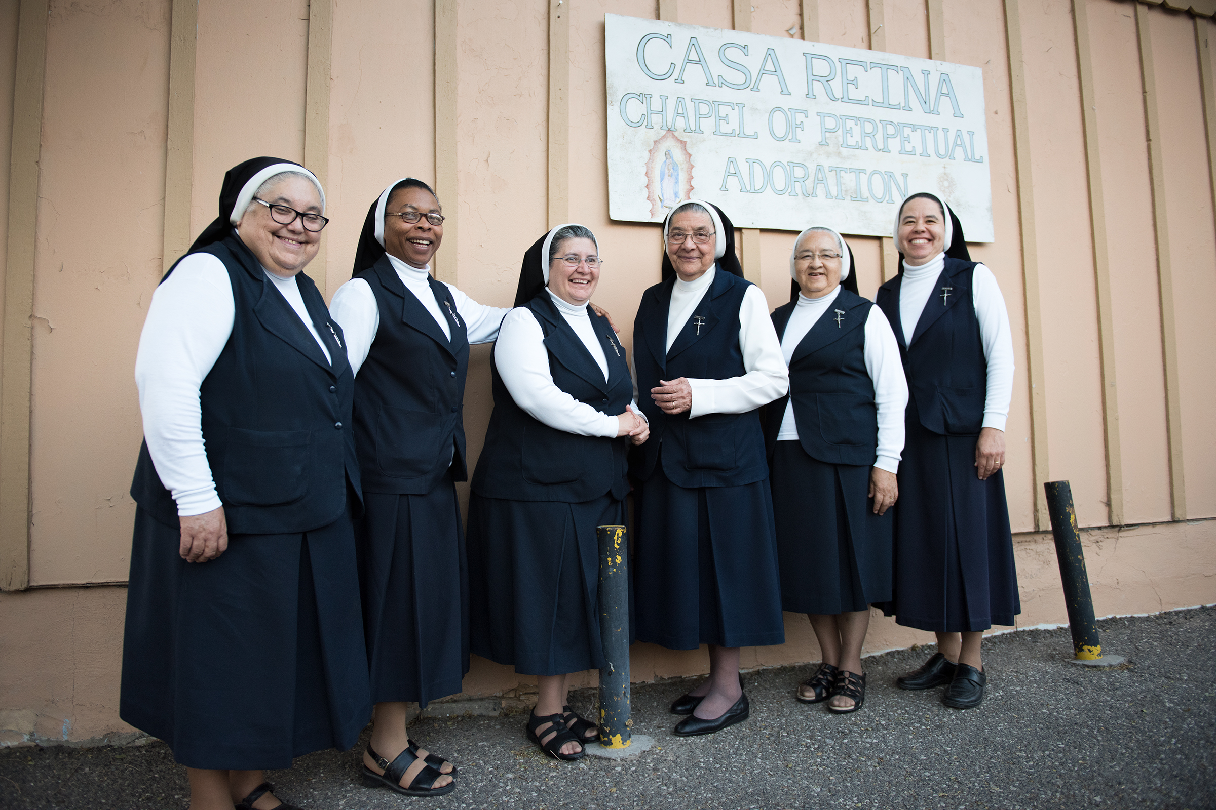 CASA REINA,SISTERS OF OUR LADY OF GUADALUPE AND ST JOSEPH