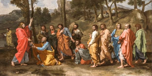 12 APOSTLES WITH JESUS