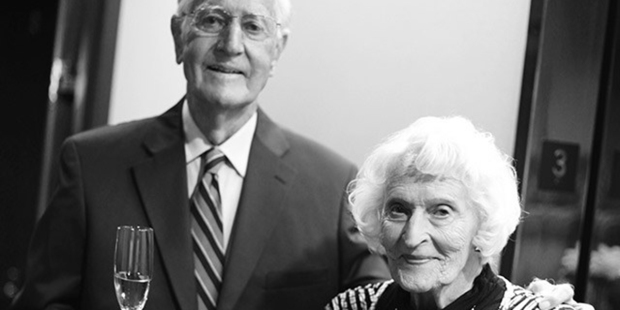 Bill and Greta Bowermaster