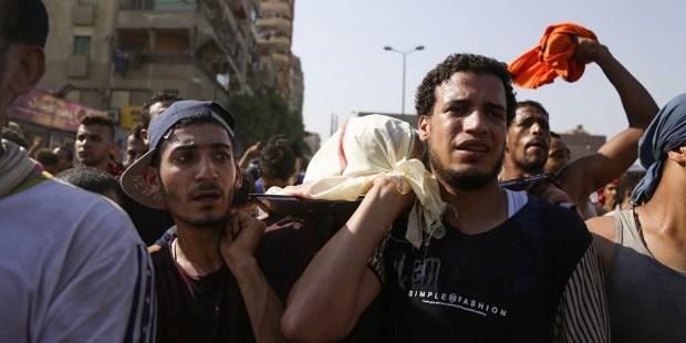 FUNERAL COPTIC CAIRO