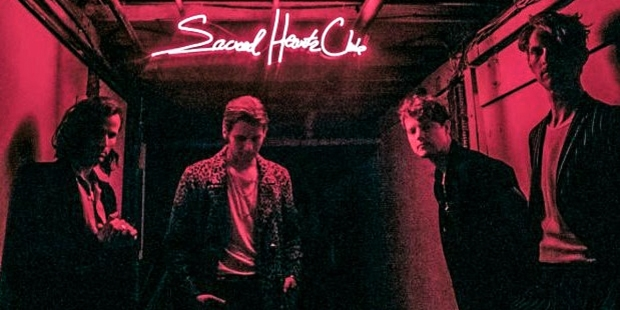 FOSTER THE PEOPLE,SACRED HEAERT CLUB