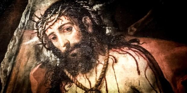 JESUS BLEEDING