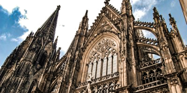 COLOGNE CATHEDRAL,KOLN GERMANY