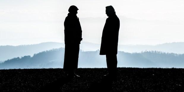 2 MEN MEETING,UNKNOWN