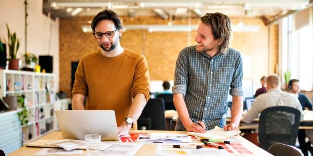 MEN,WORKING,OFFICE
