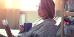 MORNING ROUTINE,COFFEE,READING