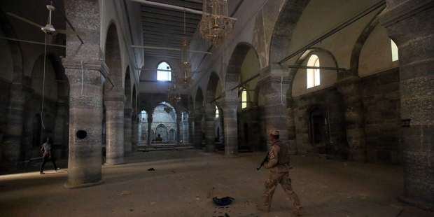 MOSUL CHURCH