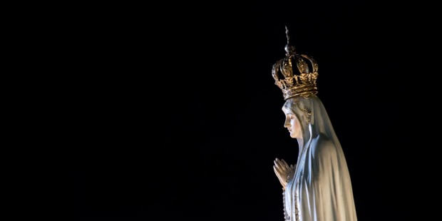 OUR LADY OF FATIMA STATUE