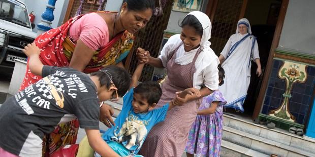 CALCUTTA MISSIONARIES OF CHARITY