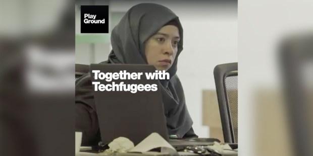 Techfugee and Fatima